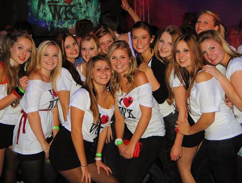 Abschlussshirts Party Bergisches Land