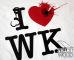 I Love WK (klein)