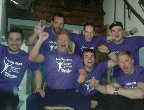 Handball Aufstiegs T-Shirts