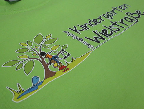 Kindergarten Wermelskirchen Shirt