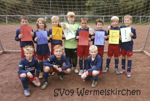 SV 09 Kinder