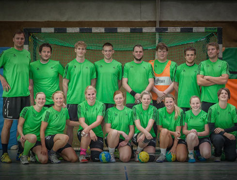 Teamsport Textilien