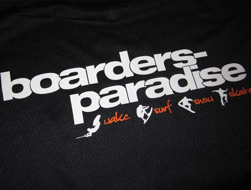 Textildruck Shirts fuer das Hobby
