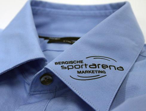Bergische Sprtarena Bedrcktes Hemd