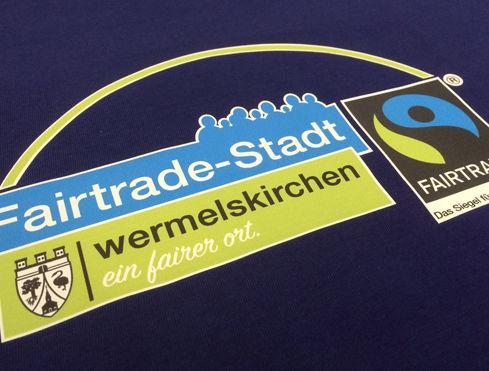 Fairtrade-Stadt Wermelsirchen Siegel