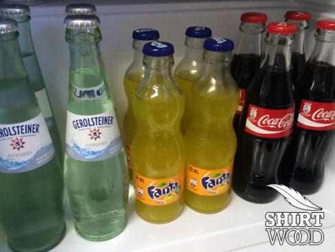 Bewirtung Kühlschrank